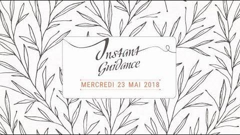 Guidance du 23 Mai 2018
