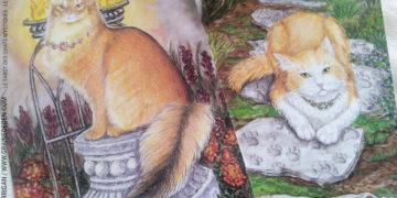 Review du Tarot des Chats Mystiques EdenFlow - Votre communauté spirituelle et de développement personnel. Spiritualité, bien-être, Méditation, Mythologie, Anges, Archanges, Animaux Totems, Astrologie, Numérologie, Tarot, Oracle, Runes, arts divinatoires, Quiz, review, test de personnalité, Jeux de connaissance de soi, Druide et Chamane, Pagan, Wicca, Féminin Sacré..