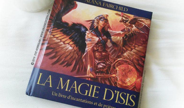 Review du livre La Magie d'Isis