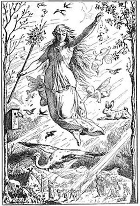 Ostara - Johannes Gehrts